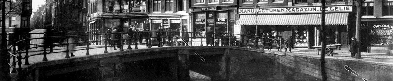 Contact café de Prins Amsterdam