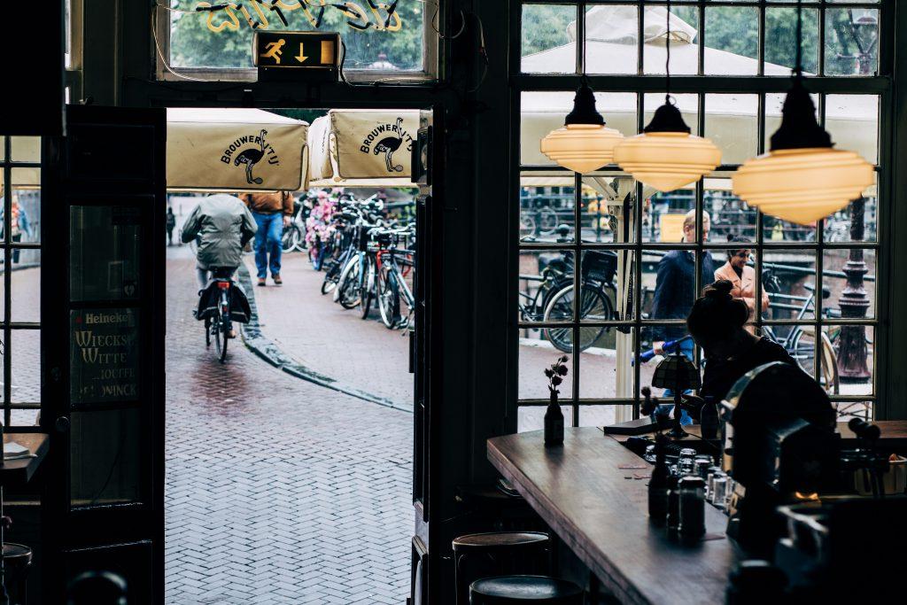 Café de Prins Amsterdam