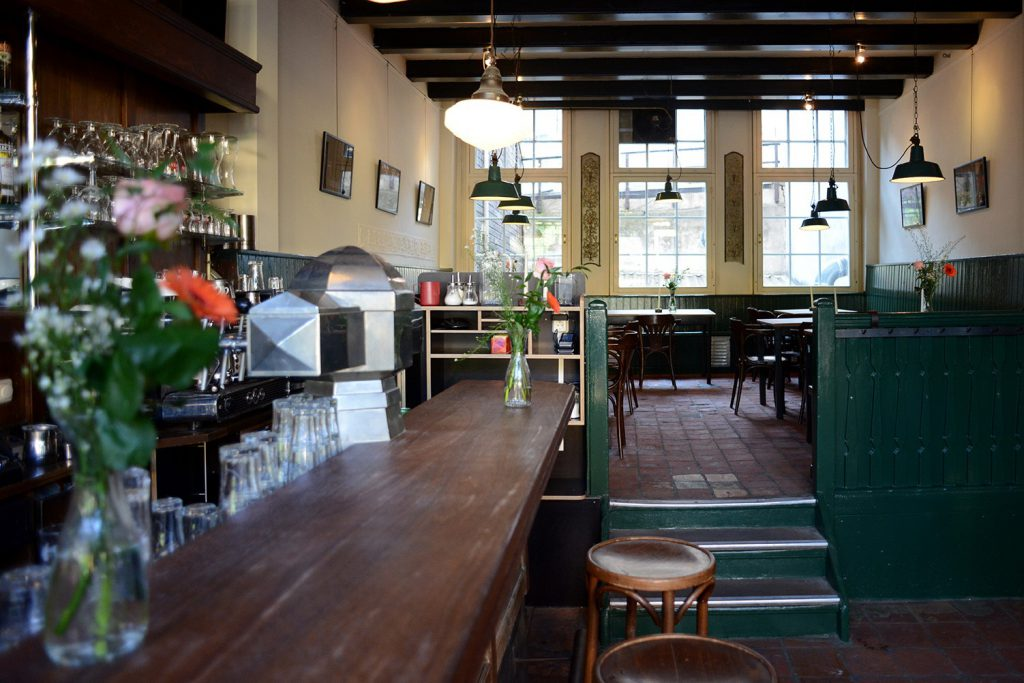 Openingstijden Café de Prins